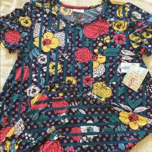 NWT LulaRoe Carly Dress Sz S